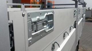 Aluminium Open Side - 12
