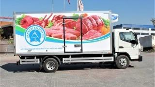 Fresh Meat Truck Body - 22