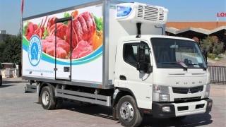 Fresh Meat Truck Body - 21
