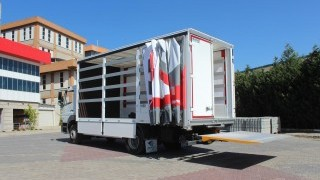 Sliding Curtain Boxes - 6