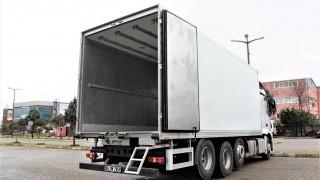 Fresh Meat Truck Body - 15
